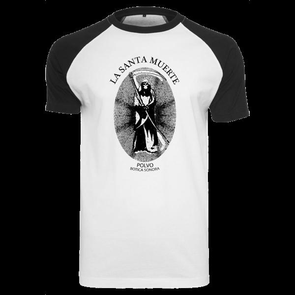 Santa Muerte Raglan T-Shirt