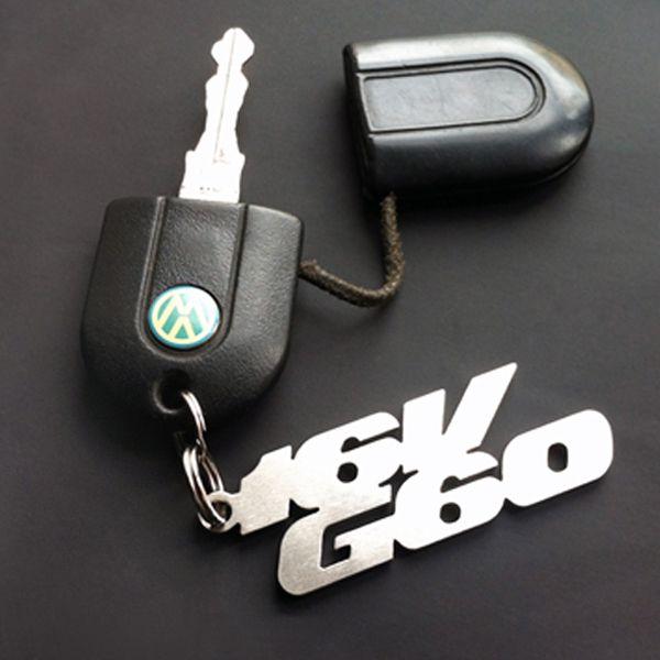 """Schlüsselanhänger """"16V-G60"""""""