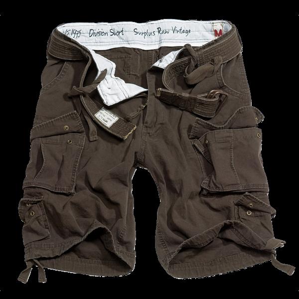 Military-Shorts bis Größe 7XL