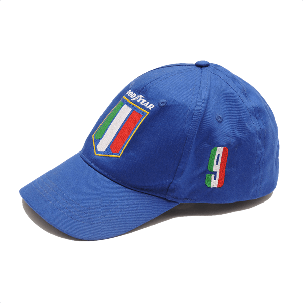 "Goodyear Baseballmütze ""Team Italien"""