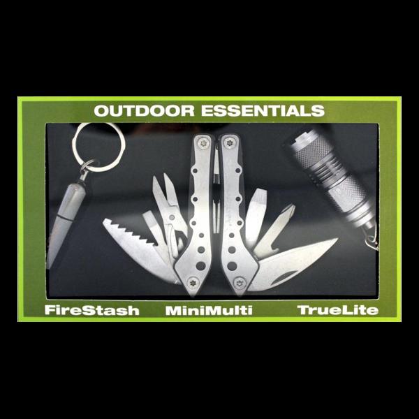 """Geschenkset """"Outdoor Essentials"""""""