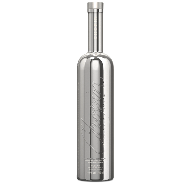 Chopin Blended Vodka Silver Limited Edition