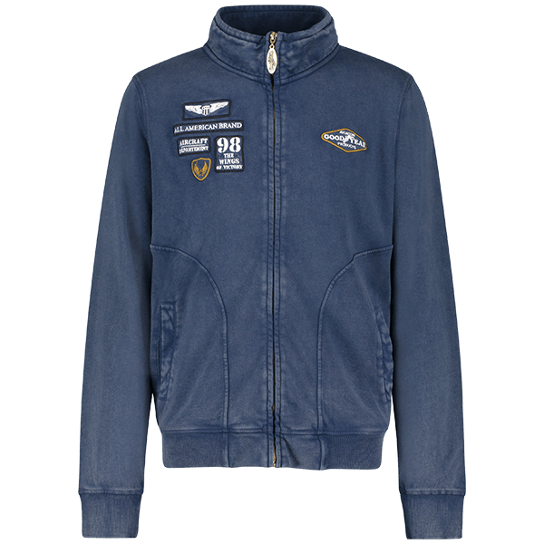 "Goodyear Sweatjacke ""Michigan"""