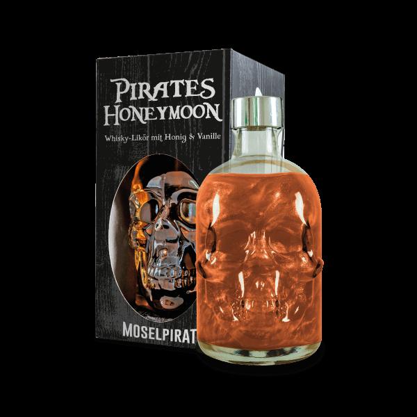 Pirates Honeymoon Whisky Likör