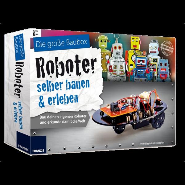 "Die große Baubox ""Roboter selber bauen"""