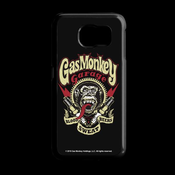 """Gas Monkey Garage Hülle für Samsung """"Spark Plugs"""""""