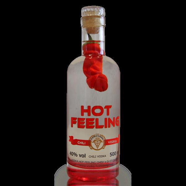 Chili Vodka