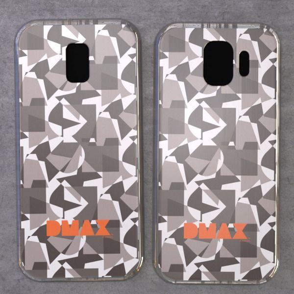 """DMAX Cover """"Mix"""" für Samsung Galaxy J Modelle"""