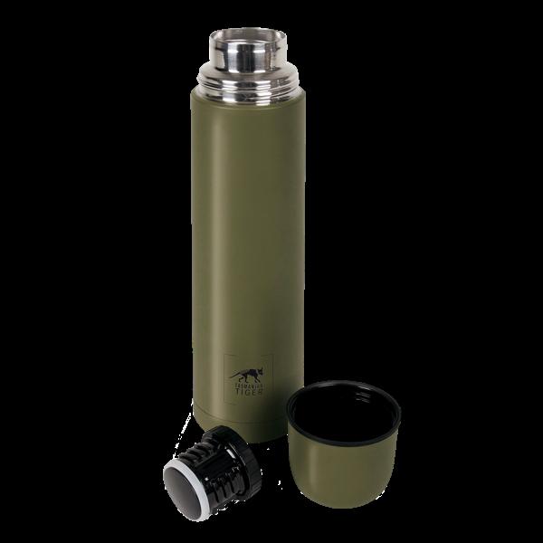 Bruchsichere Isolierflasche aus Edelstahl (1 Liter)
