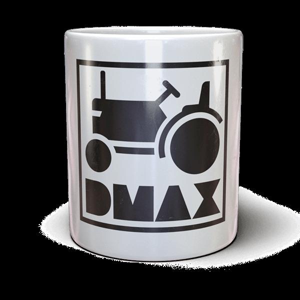 "DMAX Tasse ""Traktor"""