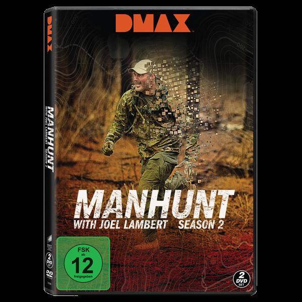 Manhunt - Jagd auf Joel Lambert - Staffel 2 (2 Discs)