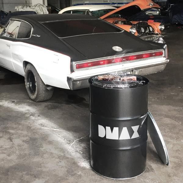 DMAX Grillfass XL