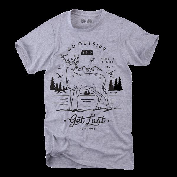 """T-Shirt """"Outside"""""""