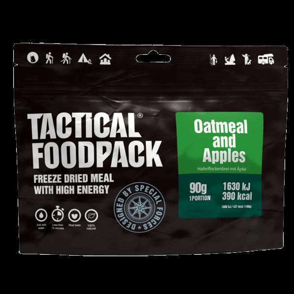 "Tactical Foodpack ""Haferbrei mit Äpfel"""