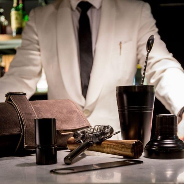 8-teiliges Profi Bartender Set