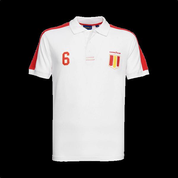 """Goodyear Poloshirt """"Team Spanien"""""""