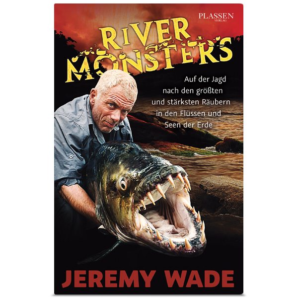 """River Monsters"" von Jeremy Wade"