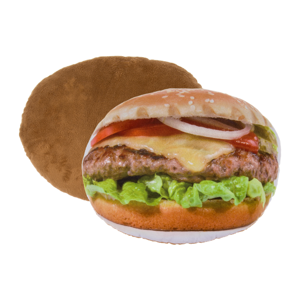 "Kissen ""Hamburger"""