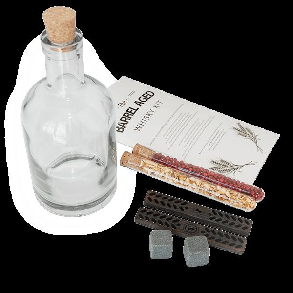 Barrel Aged Whisky Kit