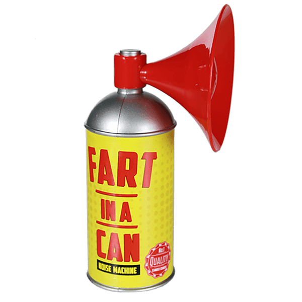 "Soundbox ""Fart in a Can"""