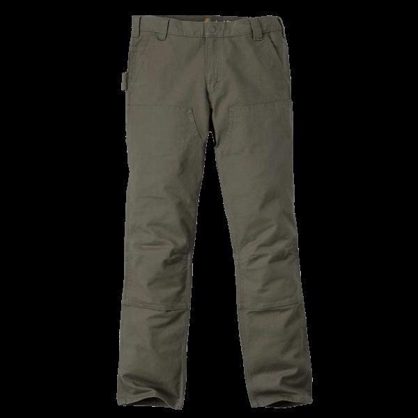 Stretch-Duck Workwear Hose mit Kniepolstertaschen von Carhartt