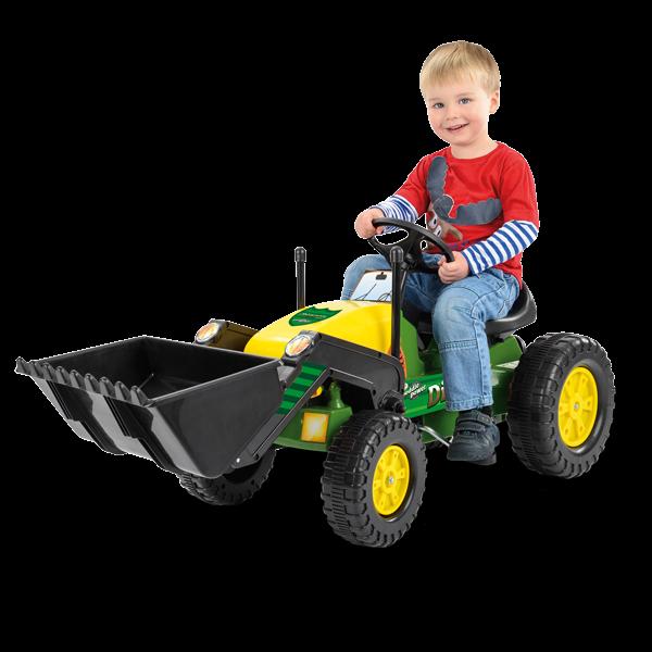 Tretbagger für Kinder