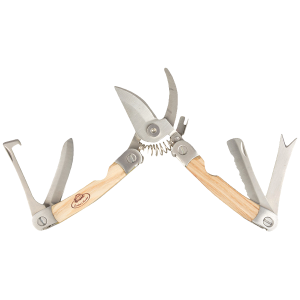 5-in-1 Garten Multitool