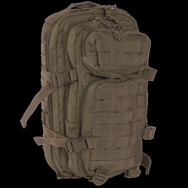 30 Liter Rucksack im Army-Look