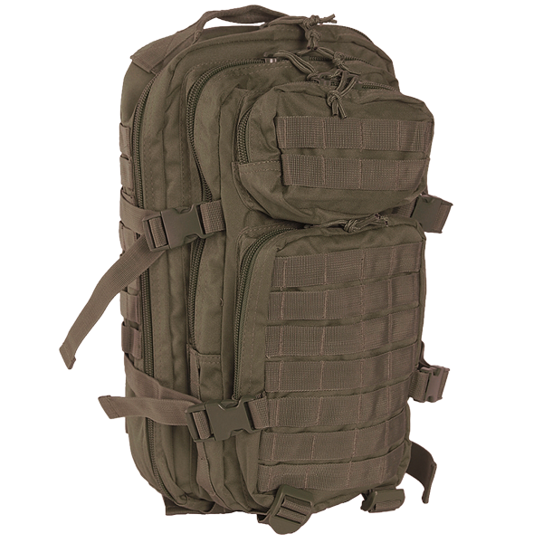 0370ae73f0612 30 Liter Rucksack im Army-Look