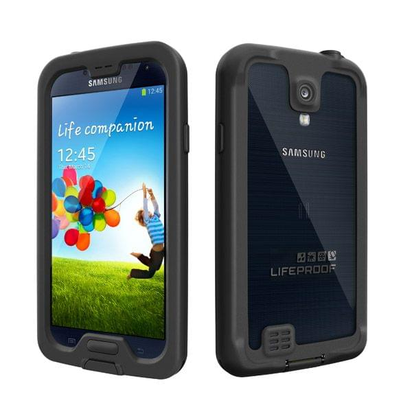LifeProof fré Case für Galaxy S4 (4-fach Schutzfunktion)