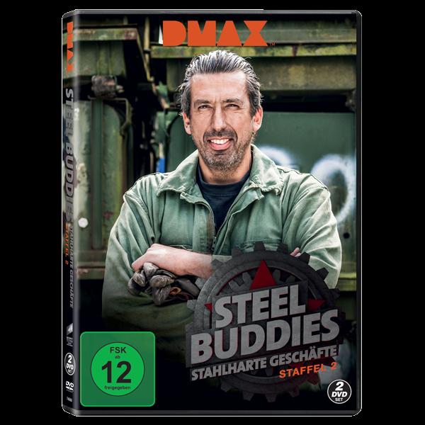 Steel Buddies - Stahlharte Geschäfte - Staffel 2