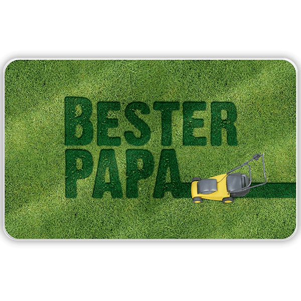 "Frühstücksbrett ""Bester Papa"""