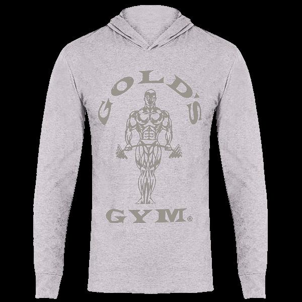 "Kapuzenshirt ""Gold's Gym"""