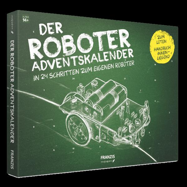 Der Roboter Adventskalender