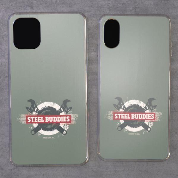 """Steel Buddies Cover """"Wheel"""" für iPhone Modelle"""