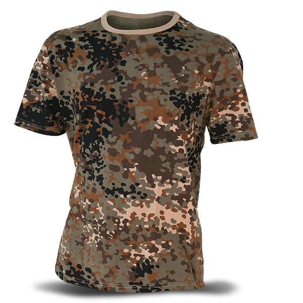 "T-Shirt ""Camo-Style Tibet"""