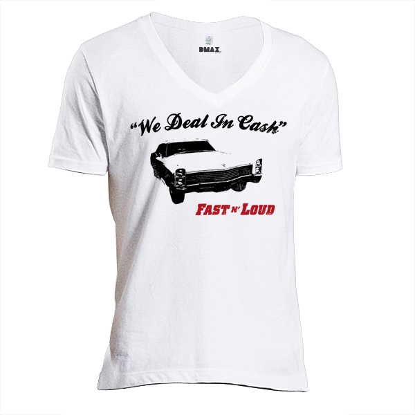 "T-Shirt ""Fast N' Loud Cash"""