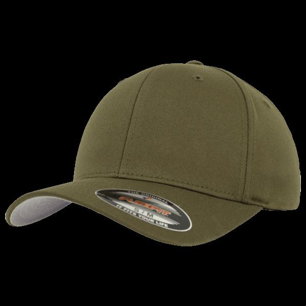 "Flexfit Cap ""Olive"""