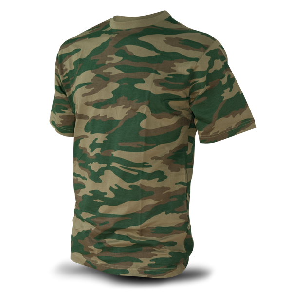 "T-Shirt ""Camo-Style Russian Woodland"""