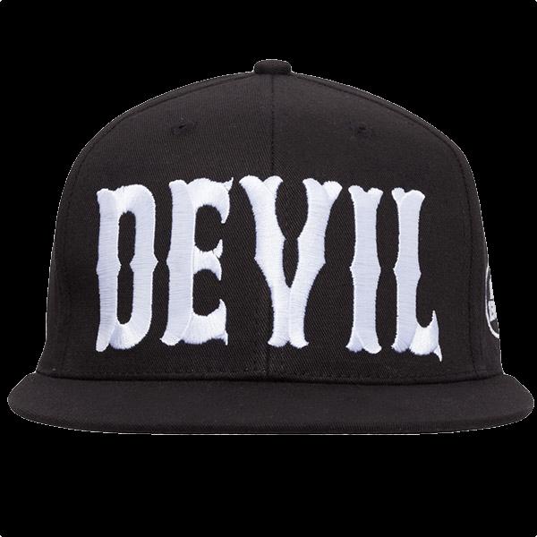 "King Kerosin Snapback Cap ""Devil Inside"""
