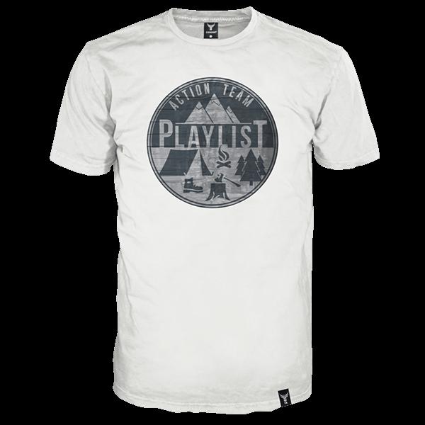 "T-Shirt ""Playlist"""
