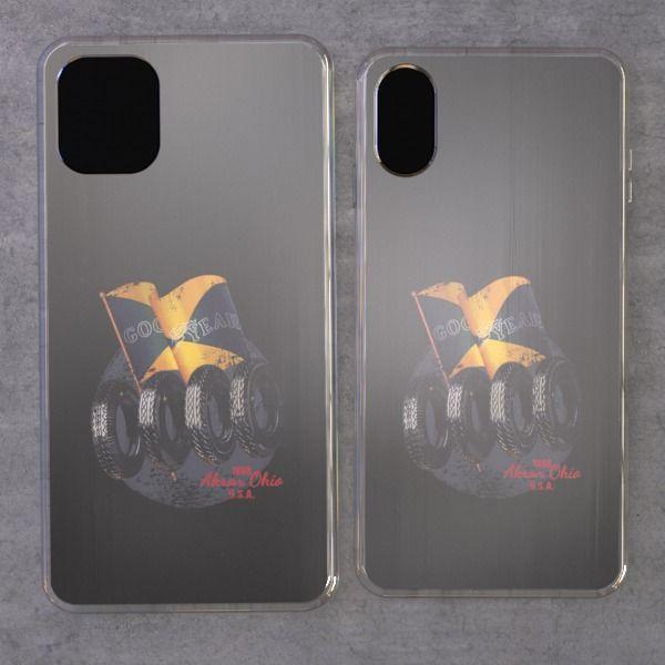 "Goodyear Cover ""Retro"" für iPhone Modelle"