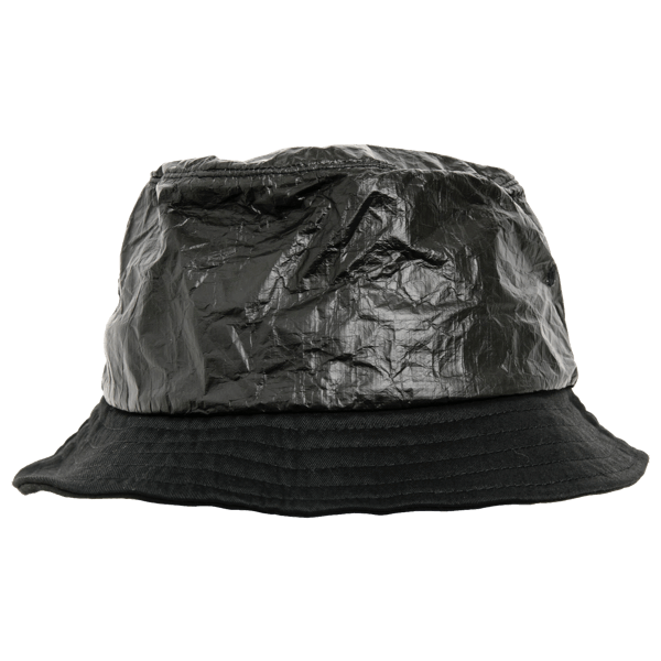 "Bucket Hat ""Crinkled Paper"""