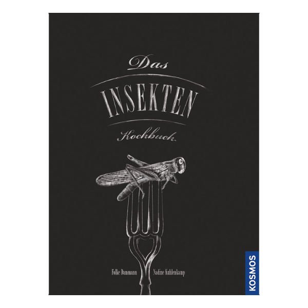 Das Insekten Kochbuch
