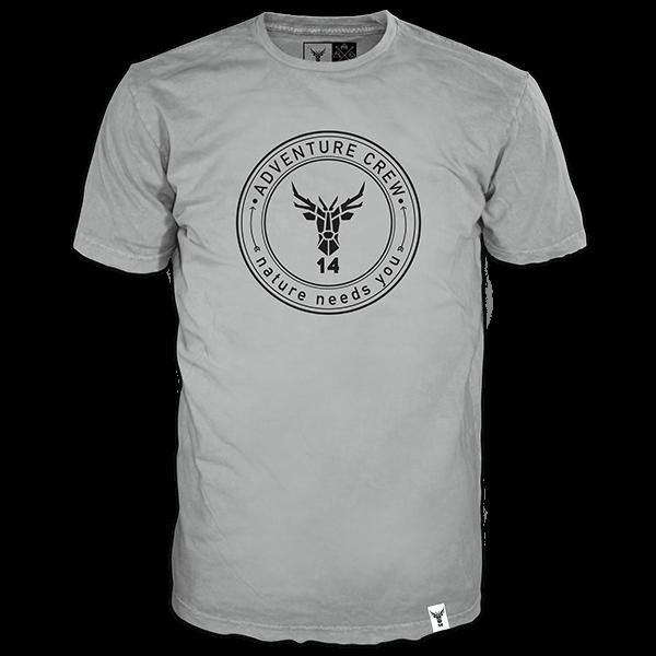 "T-Shirt ""Adventure Crew"""