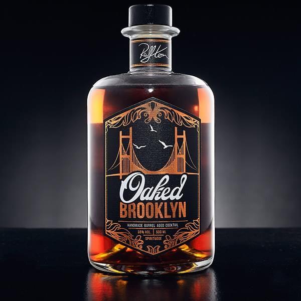 Brooklyn Barrel Aged Cocktail