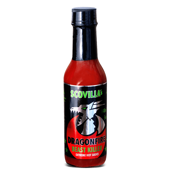 Extreme Hot Sauces Dragonfire Beast Killer (extremscharf)