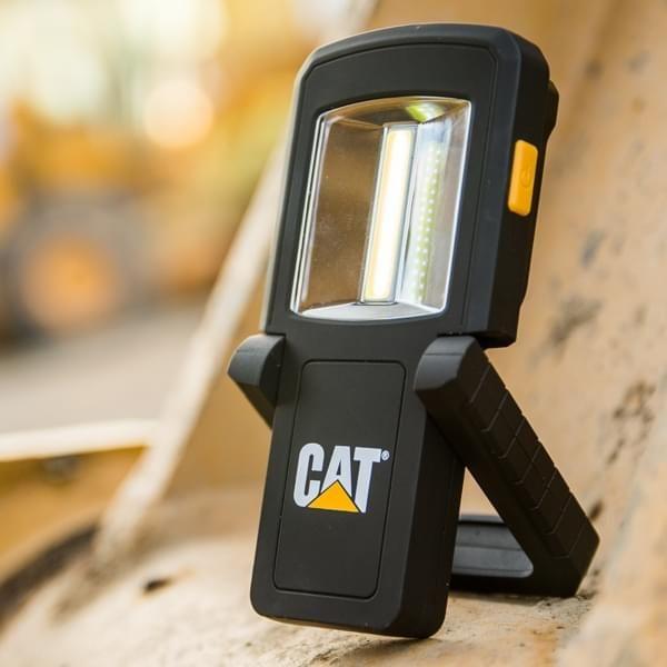 CAT Arbeitsleuchte mit zwei Leuchtquellen