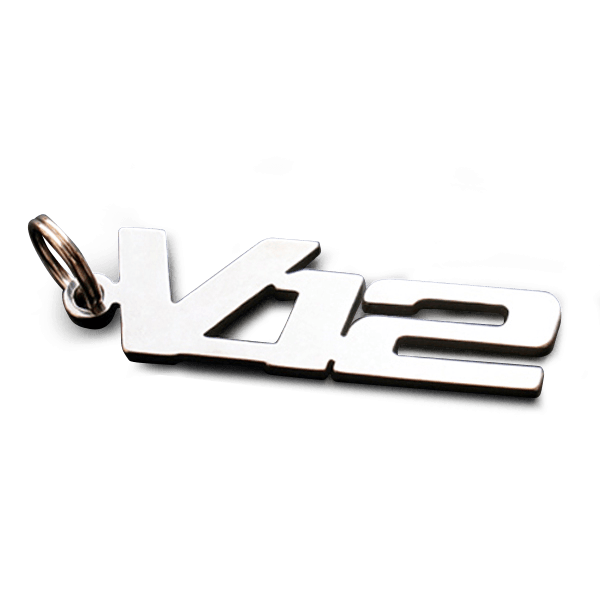 """Schlüsselanhänger """"V12"""""""