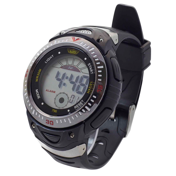 "UZI Armbanduhr Modell ""Digital Sport"""